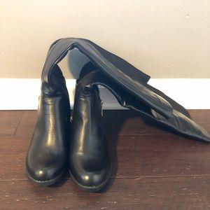 Luichiny Black Boots